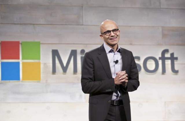Microsoft's CEO rallies the troops with a new mission statement