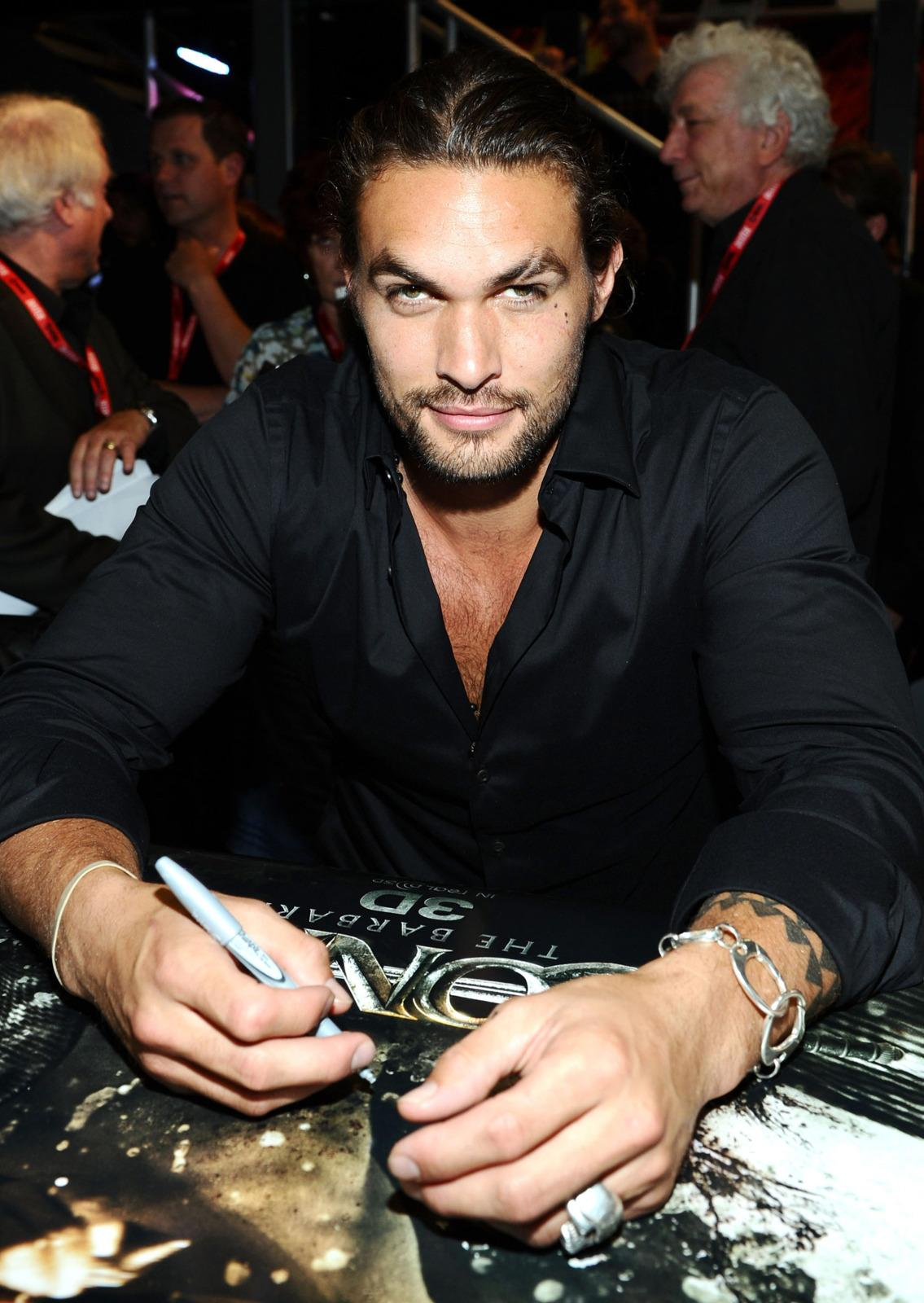 Jason Momoa Joked That He Loved Getting to 'Rape Beautiful Women' on 'GOT'