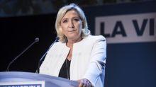 """""""Il y a une instrumentalisation de la justice contre les opposants politiques"""", juge Marine Le Pen (RN)"""