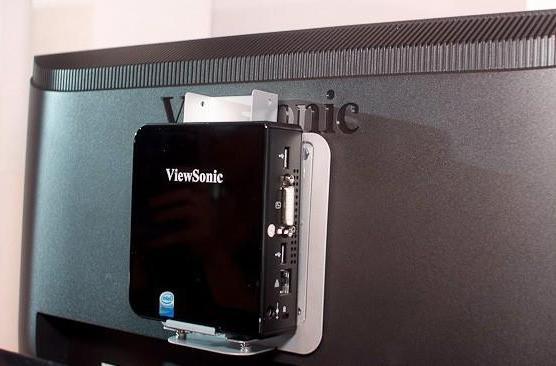 ViewSonic's VOT120 and VOT121 nettops suck in their guts for the camera