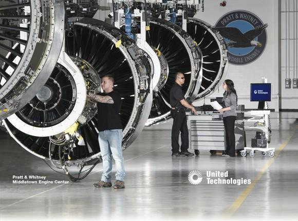 News post image: Why United Technologies Fell 12.6% in December