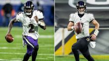 Ravens Impressed With Trace McSorley and Tyler Huntley as Backup Quarterbacks