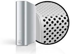Western Digital's My Book Studio jumps to 3TB, dons Mac-approved brushed aluminum garb
