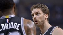 Report: Pau Gasol will re-sign to play with the Spurs until he's almost 40