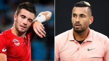 Nick Kyrgios rips 'boring' rival as ugly war of words explodes