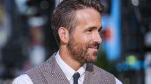 Ryan Reynolds Offers a $5,000 Reward to Find a Lost Teddy Bear