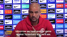 Guardiola: I cannot control Liverpool in the title race
