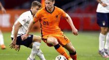 Foot - L. nations - HOL - Frenkie de Jong : «Nous avons beaucoup de joueurs en train de devenir les meilleurs du monde»