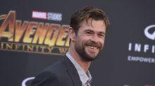 """Mit Videobotschaft bei Teen Choice Awards: Chris Hemsworth spoilert fast """"Avengers 4"""""""