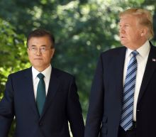 Trump, Moon discuss N. Korea's threat to scrap summit