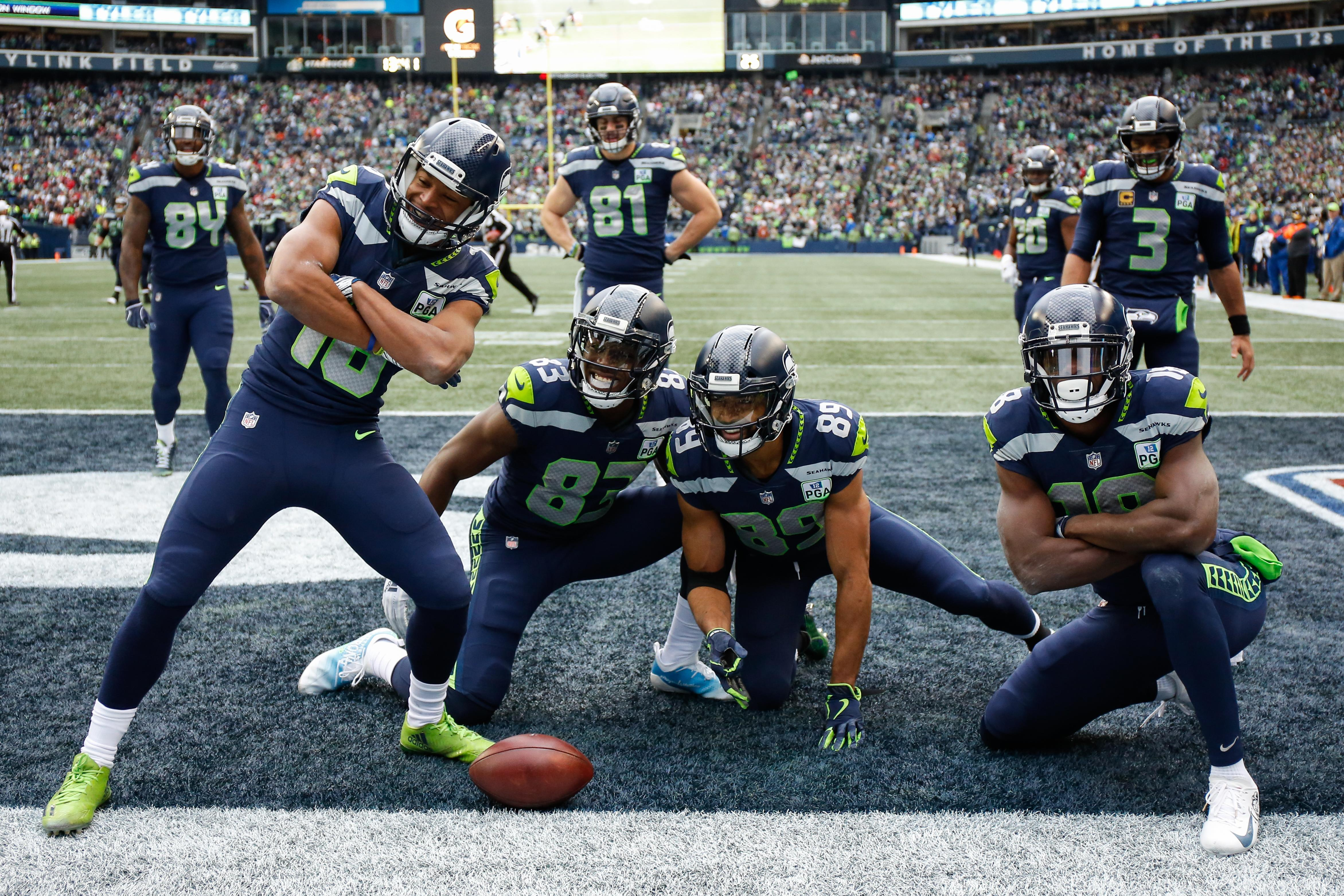 Fantasy Twitter Reacts To Seahawks Stars More From Week 9
