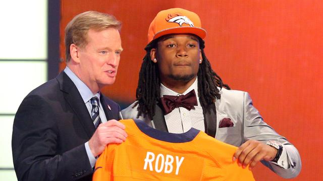2014 NFL Draft: Broncos get a B+ for Roby pick