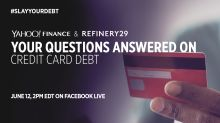 Do you have questions about credit card debt?