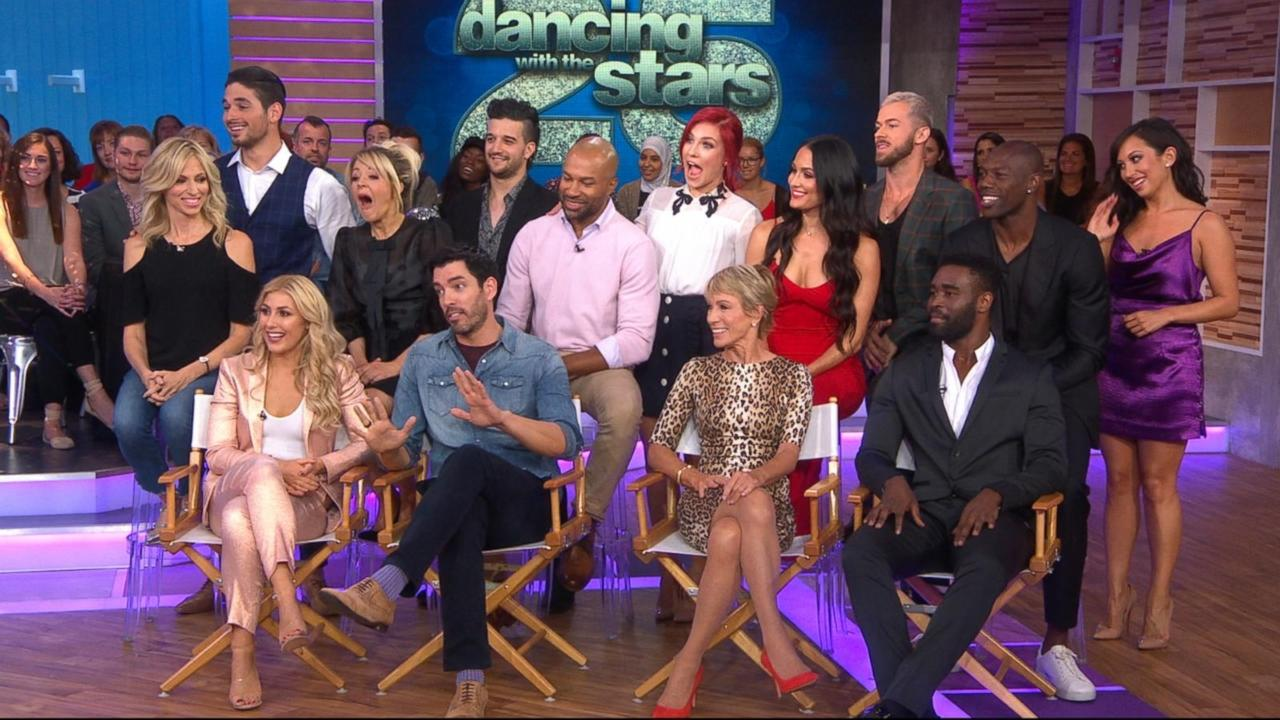 good morning america cast and characters tv guide