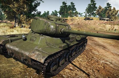 War Thunder rolls out new Ground Forces tanks, map