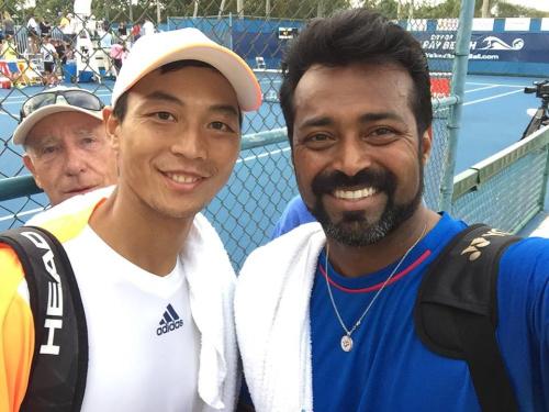 網球》不敵第3種子 盧彥勳德拉海灘賽無緣雙打決賽
