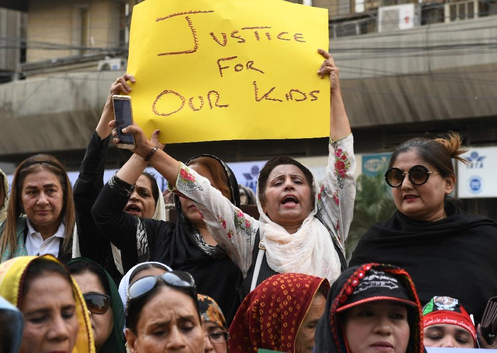 Pakistan police arrest key suspect in child murder case