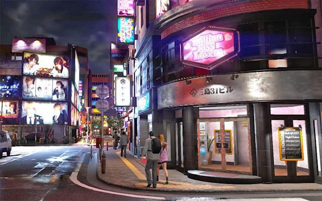 'Yakuza 6' makes Tokyo's red-light district virtually real
