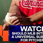 Should MLB Introduce a Universal Substance to Help Pitchers Get a Grip?