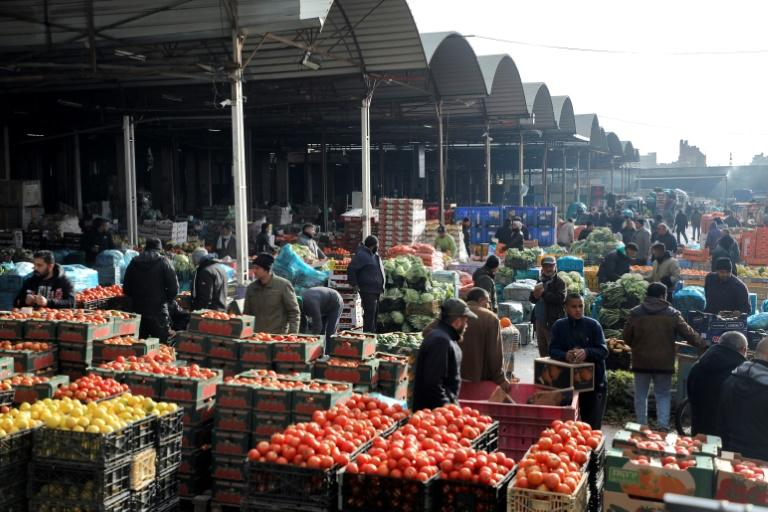Israel has imposed a ban on Palestinian agriculture exports