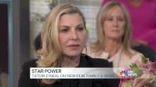 Tatum O'Neal calls out dad on live TV: 'If you're watching this, I love you'