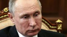 Putin working remotely after meeting infected doctor: Kremlin