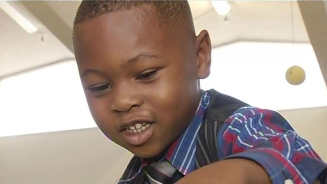 Boy's brain injury inspires family to help others