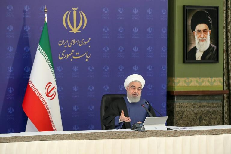 Iranian President Hassan Rouhani said Sunday that temporary release for prisoners would be extended until late May