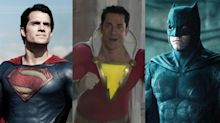 Shazam vs. Superman? Henry Cavill and Zachary Levi weigh in on who'd win hero smackdown