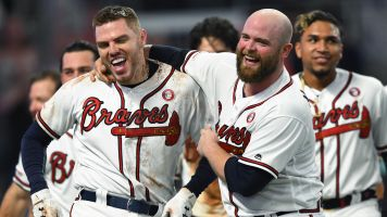 NL East champ Braves aiming for October upset