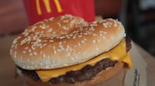 McDonald's: Quarter Pounder sales up since shift to fresh beef