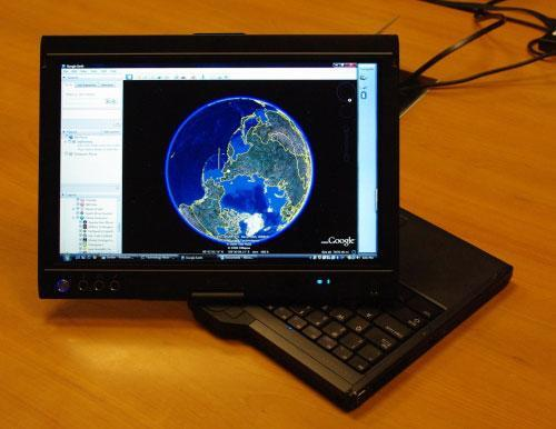 Hands-on with Dell's Latitude XT2 tablet