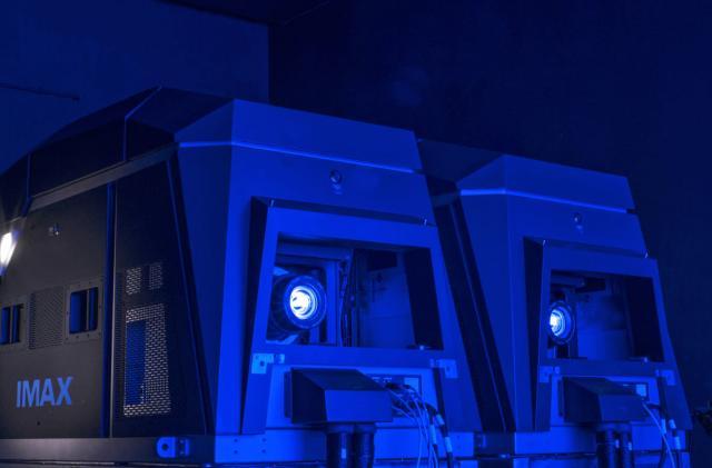 IMAX's laser projectors are worth the pricier ticket