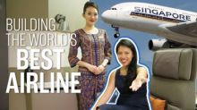 Singapore Airlines is the world's best airline. Here's wh...