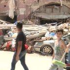Clean-up underway after devastating Beirut explosion