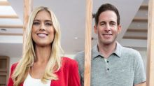 "Tarek El Moussa Jokes That He Likes to Flip the ""Nastiest Houses"" Because They Make Christina Anstead ""Squirm"""