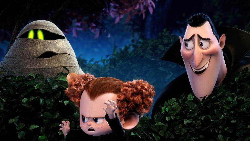 This Hotel Transylvania 2 Scene Is Adorable Not Scary Exclusive Video
