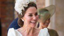 La reina Elizabeth no asistió al bautizo del príncipe Louis