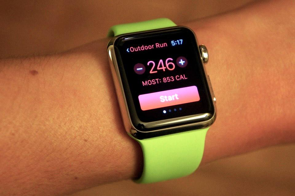 The Apple Watch As A Fitness Device As Written By A Runner Engadget