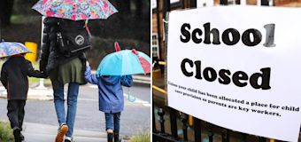 Hundreds forced to isolate as school clusters grow