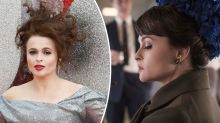 First look at Helena Bonham Carter as Princess Margaret on The Crown