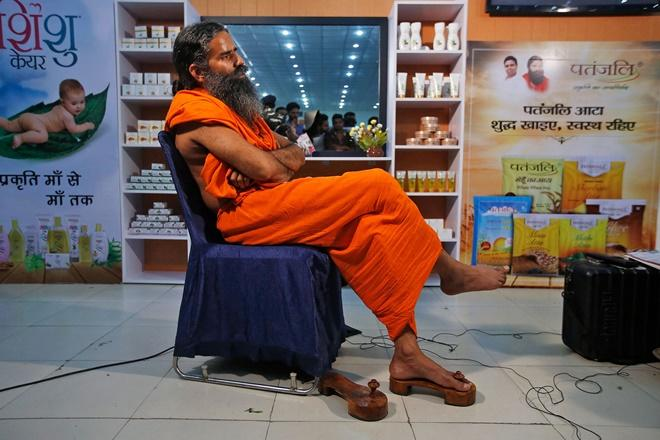 Patanjali ramps up stores amid slowdown: Baba Ramdev's firm to open largest outlet at IGI tomorrow
