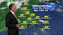 WBZ AccuWeather Afternoon Forecast For April 25