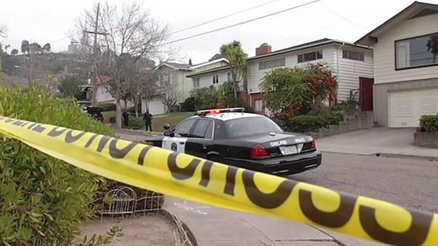 81-year-old woman shot in Oakland home invasion