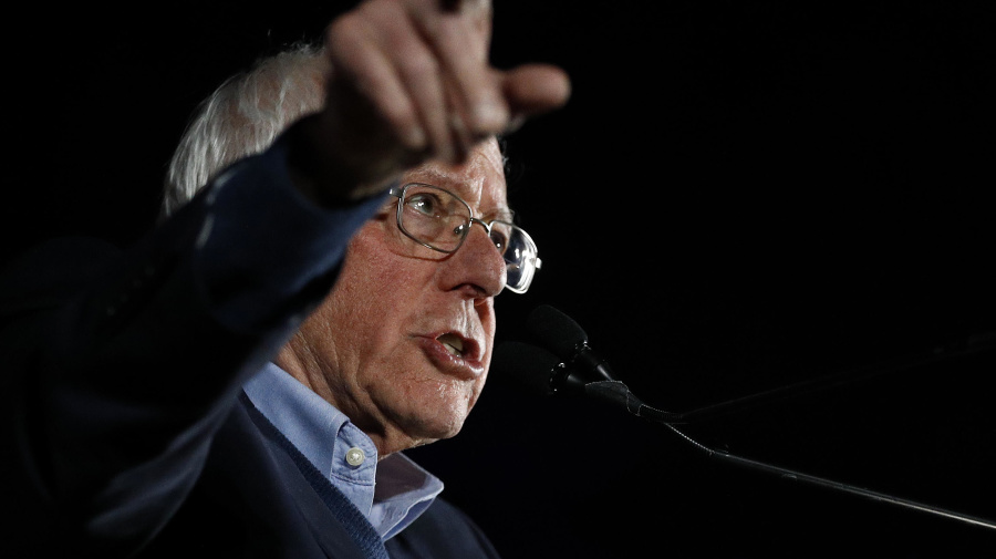 Sanders's potent Super Tuesday weapon