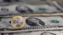 Dollar gains as focus shifts to Fed, euro and sterling under pressure