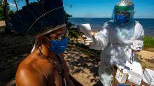 Casos de coronavírus no Brasil em 20 de julho