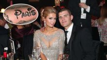 Paris Hilton's Boyfriend Chris Zylka Gets Huge Tattoo of Her Name in Disney Font