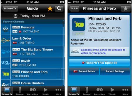 AT&T U-Verse iPad app adds more streaming video, more sports