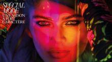 Modelo brasileira Valentina Sampaio é a primeira transgênero a estampar capa da Vogue Paris